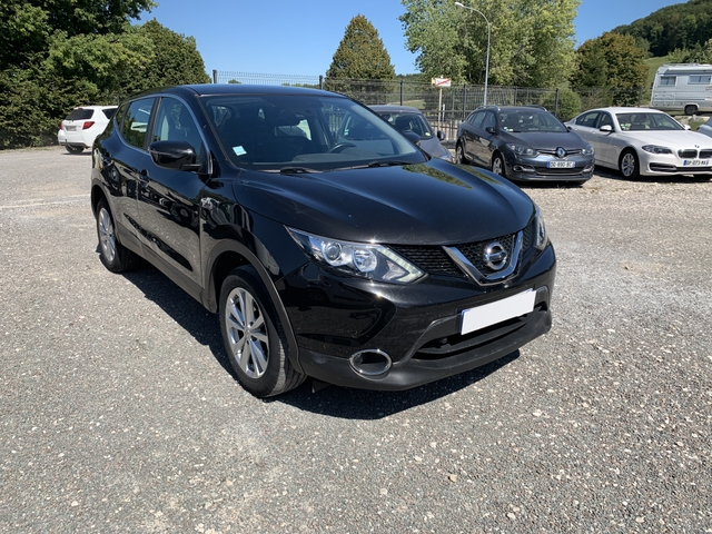 NISSAN Nissan Qashqai 1.5 DCI 110CH BUSINESS EDITION