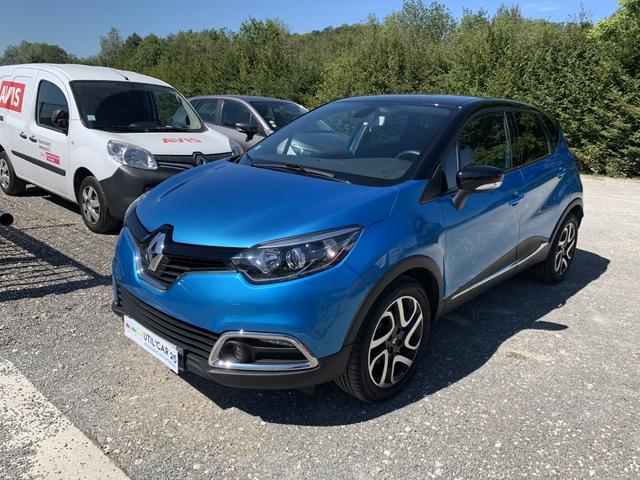 RENAULT Renault Captur DCI 90 CH ENERGY INTENS