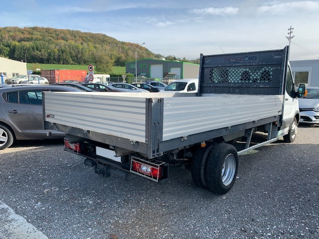 FORD Ford Transit PLATEAU RIDELLE CHASSIS RJ L4 350 AMBIENTE