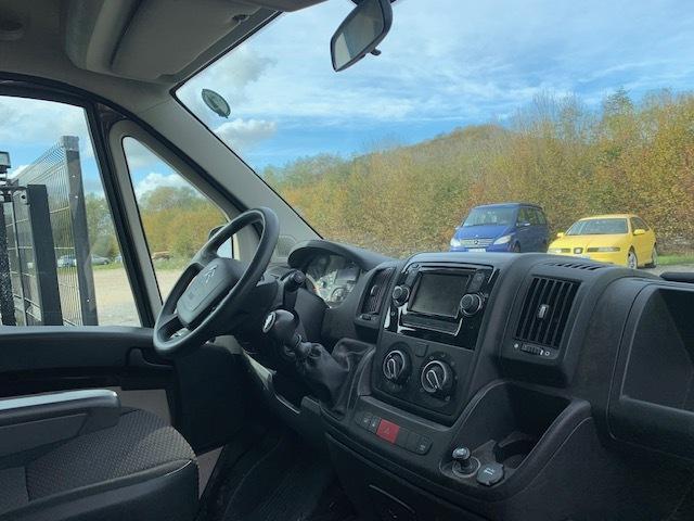 CITROEN Citroën Jumper JUMPER CCB 35 L3 2.2 HDI 130 CONFORT CAISSE DEBACHABLE