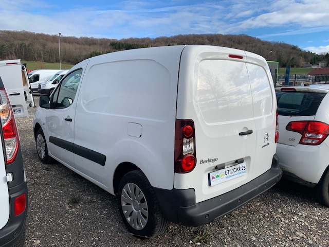 CITROEN Citroën Berlingo BERLINGO BERLINGO 20 L1 HDI 115 BUSINESS