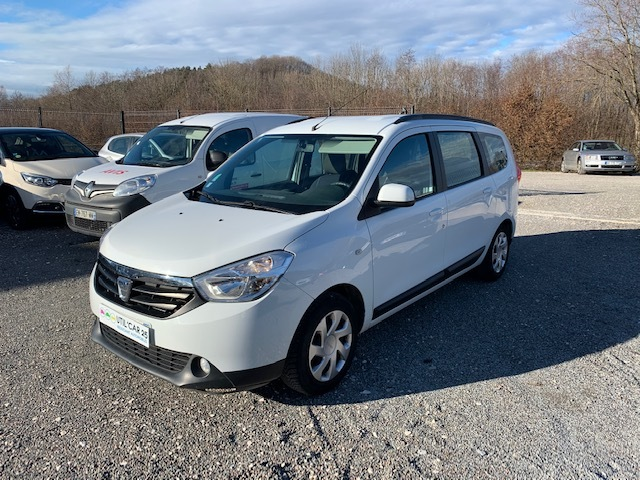 DACIA Dacia Lodgy  1.2 TCe 115 Lauréate 5 places