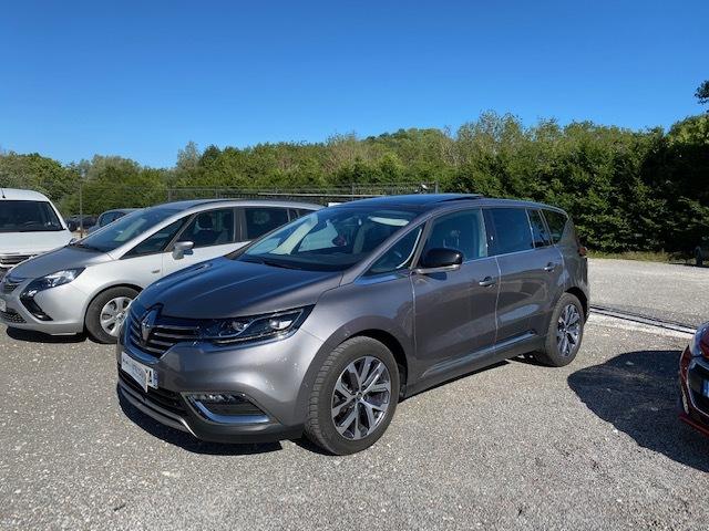 RENAULT Renault Espace 1.6 DCI TWIN TURBO EDC ZEN ENERGY 5 PLACES BOSE TOE JA 19P HOLOGRAM